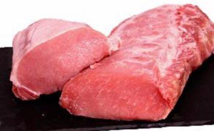 Lomo de Cerdo en Trozos
