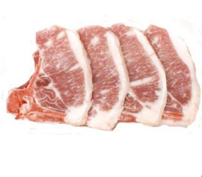 Costilletas de Cerdo Ibérico
