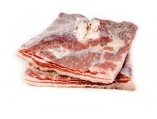 Panceta de Cerdo Salada